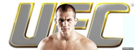 free junior dos santos ufc fighter facebook cover
