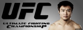 free ultimate fighting championship logo facebook cover