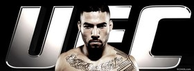free damacio page ufc facebook cover