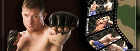 free matt hughes mma facebook cover