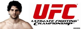 free red ufc wrestling facebook cover
