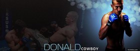 free donald cowboy mma facebook cover