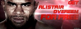 free alistair overeem for free facebook cover