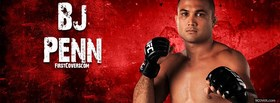 free bj penn ufc facebook cover
