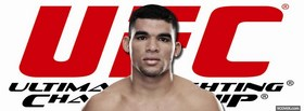 free ronny markes red ufc facebook cover