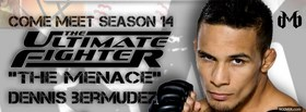 free the menace ufc facebook cover