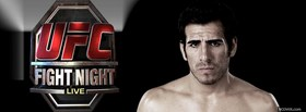 free kenny florian fight night facebook cover