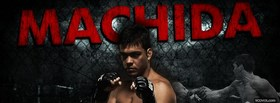 free red machida facebook cover