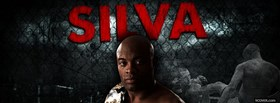 free red silva ufc facebook cover