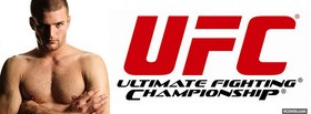 free standing ufc fighter facebook cover