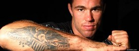 free fighter jake shields facebook cover