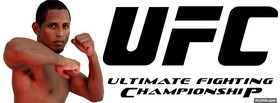 johny eduardo ufc logo facebook cover