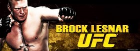 free brock lesnar ufc facebook cover