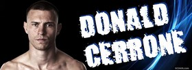 free donald cerrone ufc facebook cover