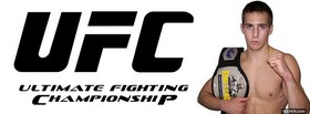 free rory macdonald ufc logo facebook cover