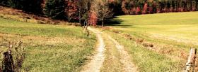 free nautre trail to the woods facebook cover