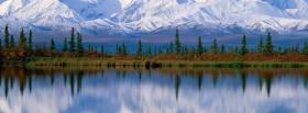 free nature beauty of alaska facebook cover