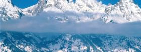 free nature magnificent mountains facebook cover