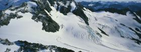 free nature superb big mountains facebook cover