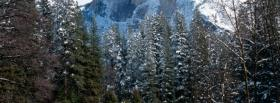 nature yosemite nationa park facebook cover