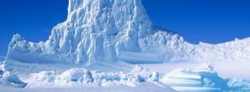 free great big mountains of snow facebook cover