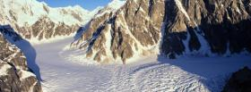 free nature environment of mountains facebook cover