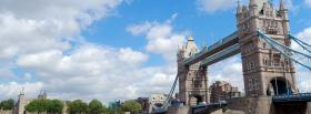 free nature tower bridge facebook cover