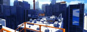 city mirrors edge shot facebook cover