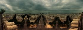 city taroro in paris facebook cover