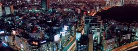 free city toky nightlife facebook cover
