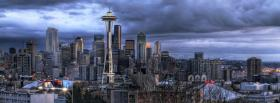 city seattle backround facebook cover