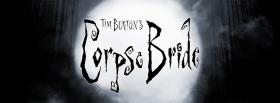 tim burtons corpse bride facebook cover