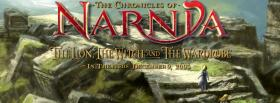narnia the lion the witch and the wardrobe facebook cover