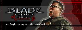 blade trinity vampire movie facebook cover