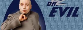 movie austin powers dr eveil facebook cover