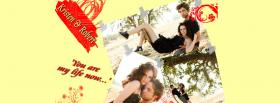free movie kristen and robert you are my life now facebook cover