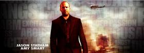 free jason statham and amy smart movie facebook cover