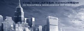 the day after tomorrow movie facebook cover