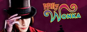 willy wonka movie facebook cover