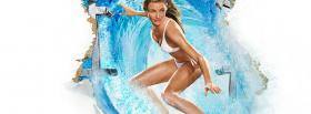 movie cameron diaz surfing facebook cover
