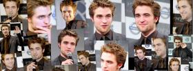 robert pattison expressions facebook cover