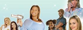 queen latifah in beauty shop facebook cover
