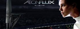 movie aeon flux ad facebook cover