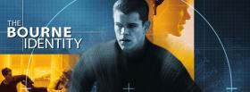 movie the bourne identity facebook cover