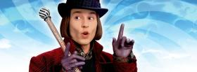 movie willi wonka facebook cover