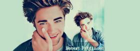 movie actor robert pattison facebook cover