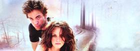 movie twilight couple edward bella facebook cover
