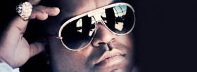 wearing sunglasses cee lo green facebook cover