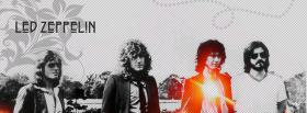 free led zeppelin music group facebook cover