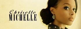 elegant chriselle michelle music facebook cover